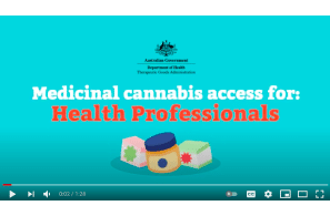 University of Sydney: Lambert Initiative for Cannabinoid Therapeutics – Resources for Medical Doctors Page