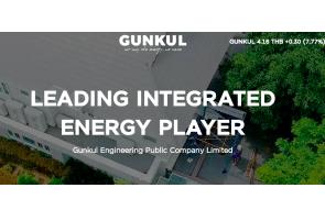 Thai Renewable Energy Company Gunkul to invest Baht2bn in cannabis