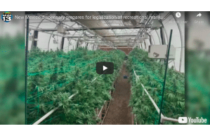 June 6:   New Mexico dispensary prepares for legalization of recreational marijuana