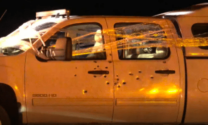 California Fires: Man Dies In Gunfight With Officers Near Marijuana Farms In Evacuation Zone
