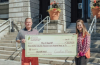 Stem cannabis shop owner write big check to Haverhill