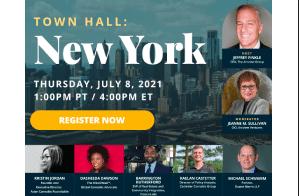 Arcview TownHall - New York - July 8 - Free