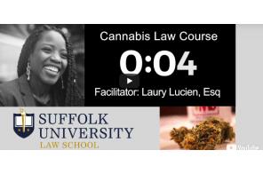 Class 7 Cannabis Law. with Facilitator: Laury Lucien, Esq  Suffolk University Law School