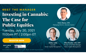 Investing In Cannabis The Case For Public Equities