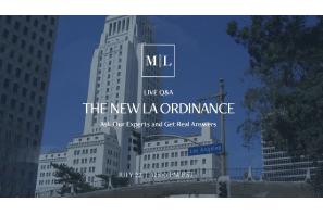 The New LA Ordinance