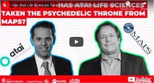 Has Atai Life Sciences Taken the Psychedelic Throne From MAPS?   Plus Three #39: Part One