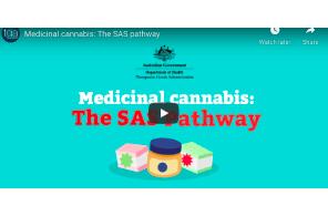 TGA Australia: Accessing Medicinal cannabis: The SAS pathway