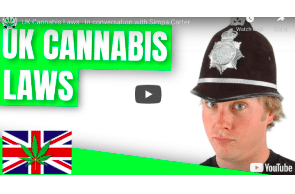 August 5 2021: UK Cannabis Laws : In conversation with Simpa Carter