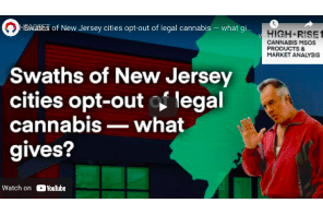 Swaths of New Jersey cities opt-out of legal cannabis — what gives?