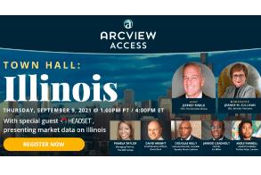 Arcview: Illinois Town Hall