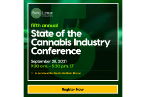 5th Annual State Of The Cannabis Industry Conference
