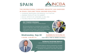 INCBA: An Overview of Spain's Cannabis Medical Licenses, Clubs and More