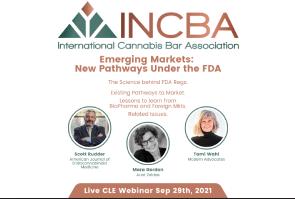 INCBA: Emerging Markets: New Pathways Under the FDA