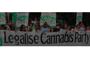 HEMP Party Is Now Officially Legalize Cannabis Party