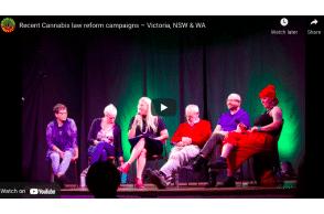Australia:  Hemp Embassy Nimbin - Recent Cannabis law reform campaigns – Victoria, NSW & WA