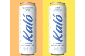 Kaló Launches New Line Of Fast-Acting THC Seltzers In Maine
