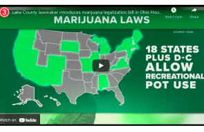 Lake County lawmaker introduces marijuana legalization bill in Ohio House