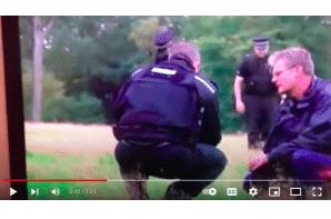 Wiltshire UK  - Police Magic Mushroom Squad ( Oldie But Goodie)