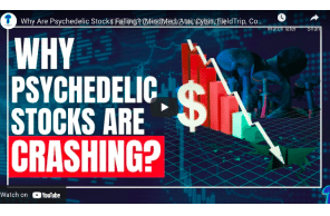 Oct 14, 2021: Why Are Psychedelic Stocks Falling? (MindMed, Atai, Cybin, FieldTrip, Compass Pathways)