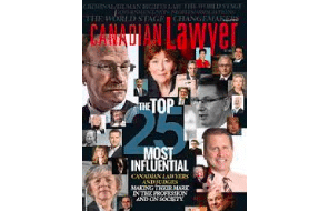 """The Canadian Lawyer Magazine Publishes Article - """"Special Feature: The psychedelic revolution has arrived"""""""