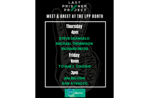 For Those of You Going To MJ Biz Vegas - LPP Are There- Details...